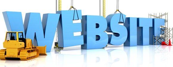 Website onder constructie